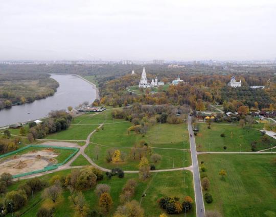 Фотографии Коломенское
