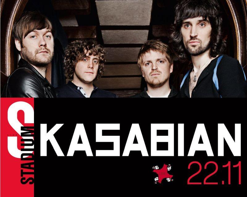 Kasabian билеты на концерты кипелов концерт афиша